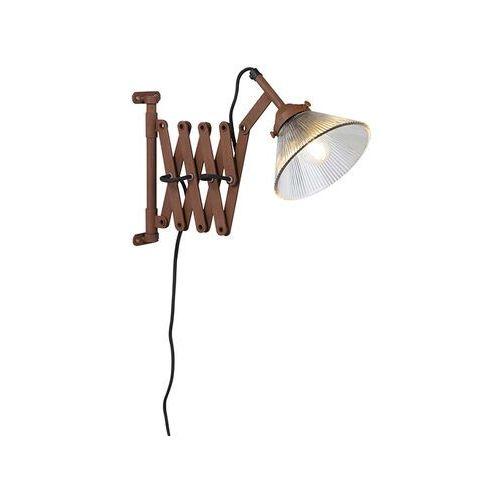lampa ścienna na harmonijce jak zrobić z lampy ikea