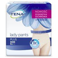Pieluchomajtki dla kobiet TENA, ROZMIAR: - L -, LADY PANTS PLUS