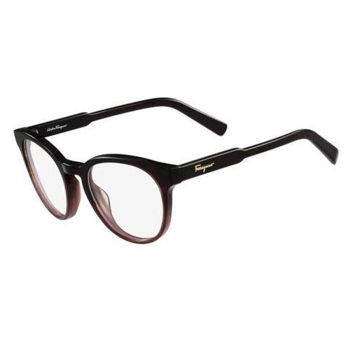 Okulary korekcyjne sf 2762 209 Salvatore ferragamo