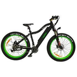 Skymaster Rower elektryczny raptor zielony