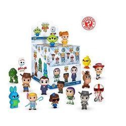 Funko Brelok mystery minis w ciemno - mystery minis toy story 4