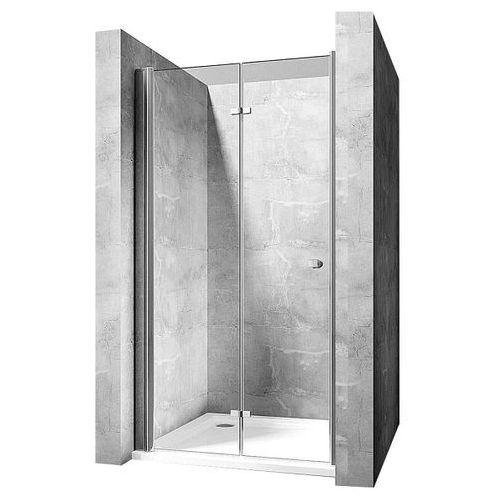 Rea Drzwi prysznicowe składane o szerokości 90 cm best uzyskaj 5 % rabatu na drzwi (5902557332359)