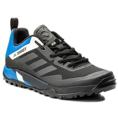 sale retailer 7c881 aafa5 Zobacz ofertę Buty - terrex trail cross sl cm7562 cblackcarbonblubea  Adidas