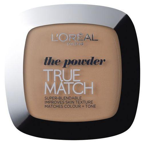 L'oréal paris true match puder w kompakcie odcień 5d/5w golden sand 9 g - Najlepsza oferta