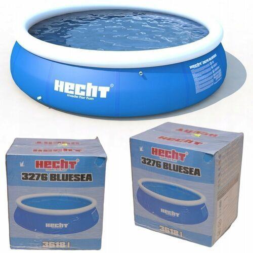 Hecht czechy Hecht 3276 bluesea basen rodzinny ogrodowy rozporowy 3618 litrów - ewimax oficjalny dystrybutor - autoryzowany dealer hecht