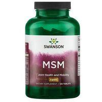 Tabletki MSM TruFlex 1500mg 120 tabl.