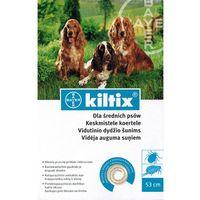 kiltix obroża dla średnich psów długość 53 cm. marki Bayer