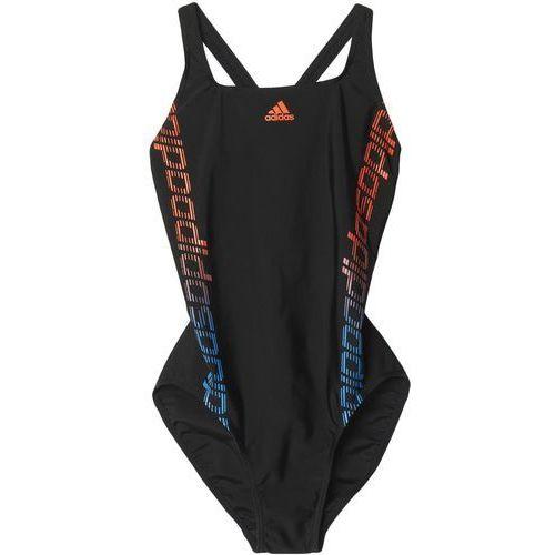 Kostium kąpielowy lineage one piece, Adidas, XL-XXL