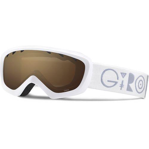 Giro gogle Chico White Geo/Ar40 S