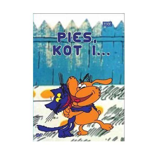Telewizja polska Pies, kot i.... (dvd) - jolanta karczewska, roman huszczo