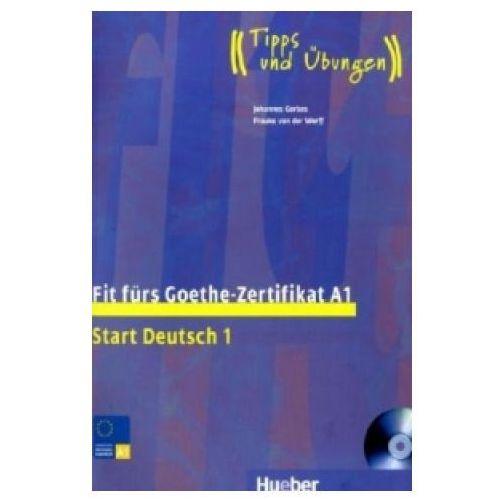 Fit fürs Goethe-Zertifikat A1, m. 1 Buch (2007)