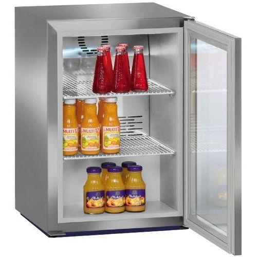 Witryna chłodnicza | +2°C +12°C | 42L | 425x450x(H)612mm