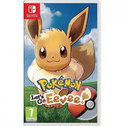 Gra switch pokemon let's go eevee! marki Nintendo