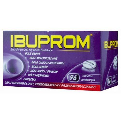 Tabletki Ibuprom 200 mg 96 tabl
