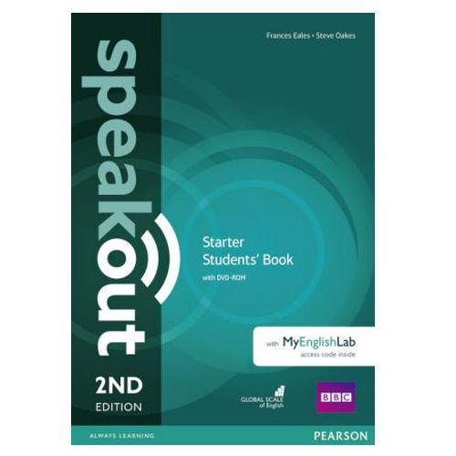 Speakout 2Ed Starter. Podręcznik + DVD-ROM + MyEnglishLAb, Frances Eales, Steve Oakes