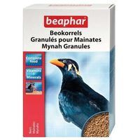 Beaphar Mynah Granules 1kg - granulowany pokarm dla gwarków (8711231167814)