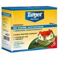 Target Preparat oczyszczający i udrażniający oczyszczalnie przydomowe i szamba 500 g