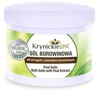 Sól Borowinowa 500g KRYNICKIE SPA
