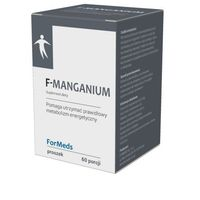 F-Manganium (mangan + inulina) 60 porcji