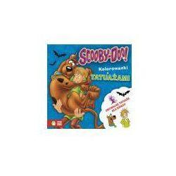 Scooby-Doo Kolorowanki z tatuażami - Zielona Sowa