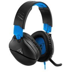 Słuchawki recon 70p czarno-niebieski marki Turtle beach