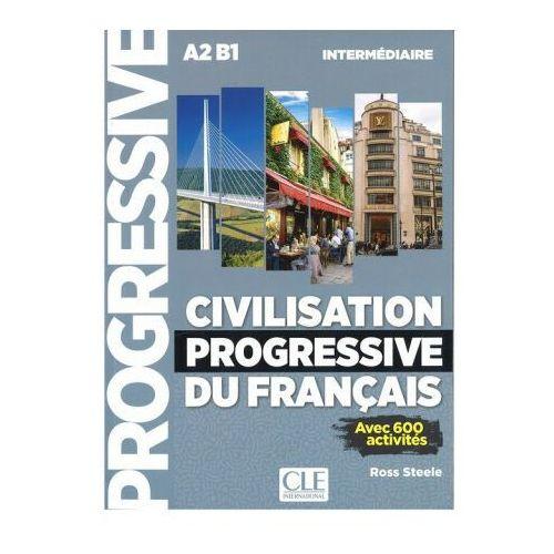 Civilisation progressive du francais intermediaire + CD MP3 - Steele Ross, Ross Steele