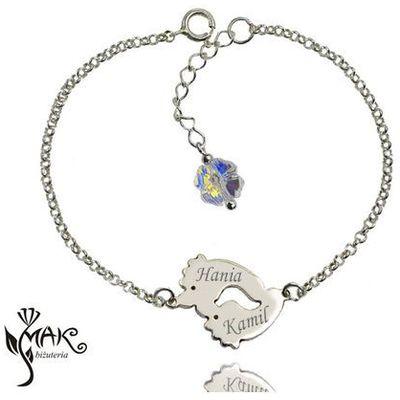Bransoletki MAK-Biżuteria Mak-Biżuteria