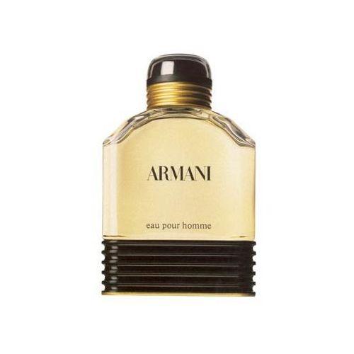 Tester - eau pour homme woda toaletowa 100ml + próbka gratis! Giorgio armani