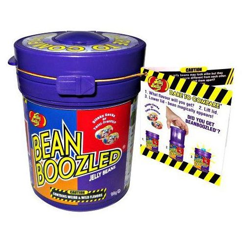 Bean Boozled Z Dyspenserem Fasolki Wszystkich Smakow 99g Jelly Belly Ceny Opinie Eko Sklep