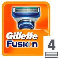 GILLETTE 4szt Fusion Manual Wkłady do maszynki do golenia