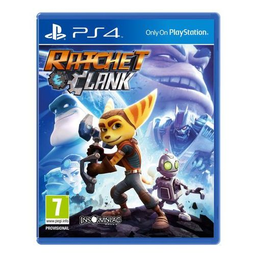 Sony Ratchet & clank pl ps4