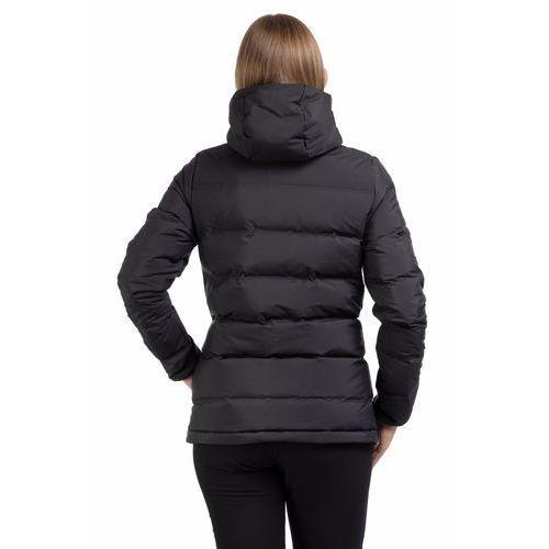 Kurtka damska helionic down hooded women black (adidas)