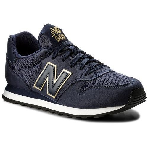 Sneakersy - gw500ngn granatowy, New balance, 35-37