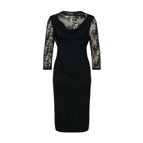 sukienka czarny, Anna field, 34-42