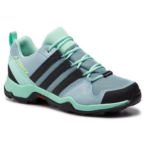 Adidas Buty - terrex ax2r cp k bc0676 ashgre/carbon/clemin