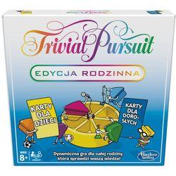 Gra trival pursuit edycja rodzinna marki Hasbro