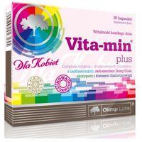 Olimp Vita-Min Plus dla kobiet 30 kaps.