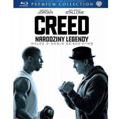 Creed: Narodziny legendy Premium Collection (DVD) - Ryan Coogler. DARMOWA DOSTAWA DO KIOSKU RUCHU OD 24,99ZŁ