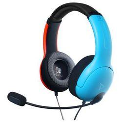 Pdp Zestaw słuchawkowy lvl 40 wired tereo gaming headset do nintendo switch