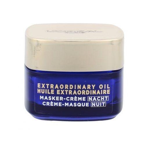 L´Oréal Paris Extraordinary Oil Night Cream Mask krem na noc 50 ml dla kobiet