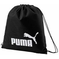 Puma worek unisex Phase 074943, czarny