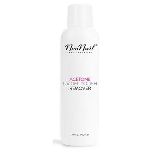 NeoNail ACETONE UV GEL POLISH REMOVER Czysty aceton kosmetyczny (1000 ml)