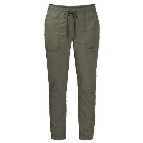 Jack Wolfskin Kalahari Spodnie długie Kobiety oliwkowy L 2018 Spodnie i jeansy, jeansy
