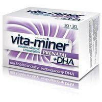 VITA-miner Prenatal + DHA x 60 tabletek