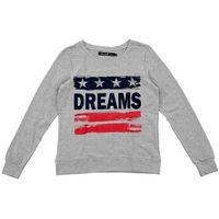 sweter BLEND SHE - Darlis sweatshirt Ultra lg. grey melange (20041)