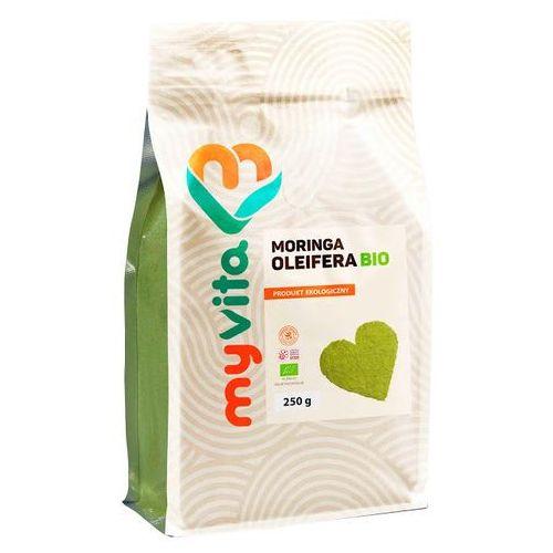 Moringa Oleifera BIO Proszek, Myvita, 250g, PROD-22 - Bardzo popularne