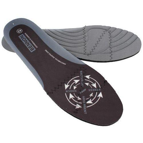Z-style cz Wkładki do obuwia bennon absorba plus grey (d41101)