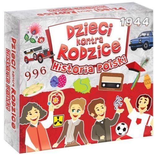 Dzieci kontra Rodzice. Historia Polski