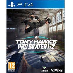 Activision Tony hawk's pro skater 1+2 - edycja kolekcjonerska ps4