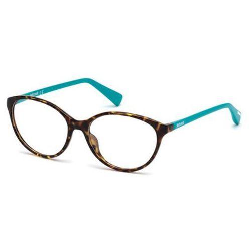 Just cavalli Okulary korekcyjne jc 0765 053